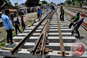 Santunan warga terdampak jalur ganda Solo-Sragen segera diselesaikan