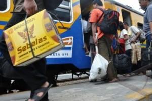 KAI Semarang: Arus balik KA masih tinggi