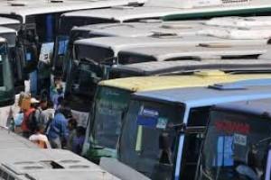 LP2K: 12 Bus Langgar Aturan Tarif Lebaran