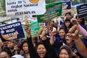 'PR' Pemerintah Baru Soal Keterwakilan Perempuan