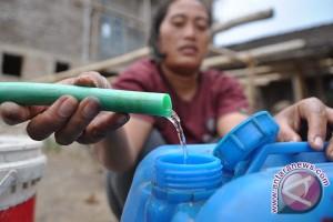 Musim kemarau, 550 keluarga Pekalongan mulai kesulitan air bersih