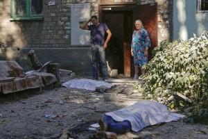 824 Ribu Orang Lebih Mengungsi Akibat Konflik Ukraina