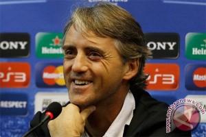 Mancini terbuka ambil tawaran sebagai pelatih timnas Italia