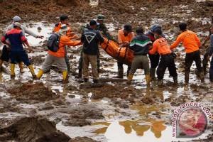 Wabup Banjarnegara: Operasi Pencarian Korban Longsor Jemblung Dihentikan
