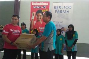 Ratusan Penderita Kusta Terima Bantuan