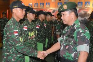 TIM TEMBAK TNI AD