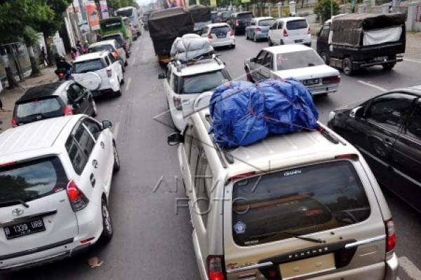 Pemprov Jateng Siapkan Skenario Antisipasi Kemacetan Mudik