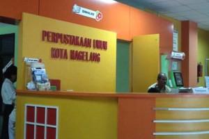 Ramadhan Tingkatkan Kunjungan Perpustakaan Kota Magelang