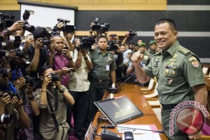 Siddiq: Ada Tiga Poin DPR Setujui Gatot Nurmantyo Gantikan Moeldoko