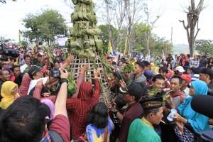 Semarang Andalkan Tradisi Sesaji Rewanda Tarik Wisatawan