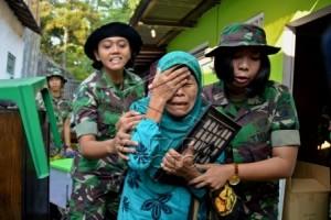 PENERTIBAN LAHAN TNI AD