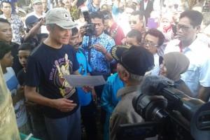 Pemprov Jateng bedah rumah veteran di Purbalingga