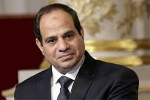 Presiden Joko Widodo Sore ini Terima Presiden Mesir