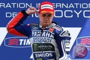 Jorge Lorenzo Juara Dunia MotoGP