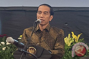 Jokowi Buka Rakornas Pemantapan Pelaksanaan Pilkada 2015
