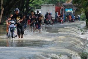PDAM Semarang Terdampak Banjir Grobogan