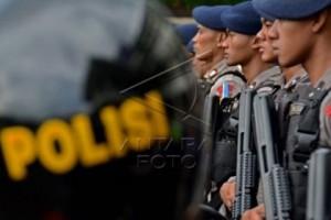 21.980 polisi disiagakan amankan tahapan pemilu di Jateng