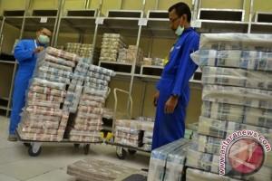 Aliran Uang Kartal Melalui Bank Indonesia meningkat