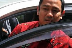 Hendrar Prihadi Tak Hadiri Sidang Korupsi