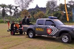 Pascabom Surabaya, pengamanan Candi Borobudur ditingkatkan