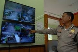 Dishub Pasang CCTV, Antisipasi Pencurian Fasilitas Shelter