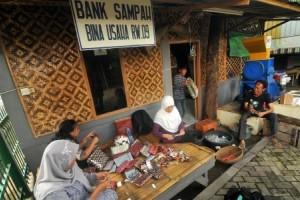 Surakarta Galakkan Bank Sampah Berbasis Masyarakat