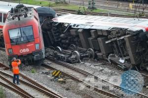 Tabrakan Kereta di Jerman, Sembilan Tewas dan 100 Cedera