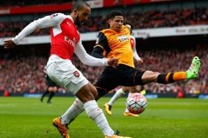 Arsenal Ditahan Hull 0-0 di Piala FA