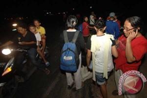 Pascagempa 7,8 SR, Warga Padang  Kembali ke Rumah Masing-Masing