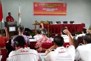 Supriyadi Ketua KONI Kota Magelang 2016-2020