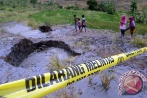 Badan Geologi akan Teliti Semburan Lumpur Bojonegoro