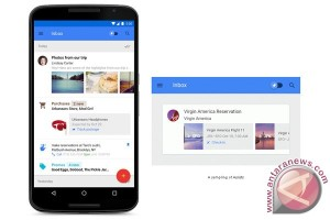 Pembaruan Inbox Gmail Bawa Tiga Fitur Baru