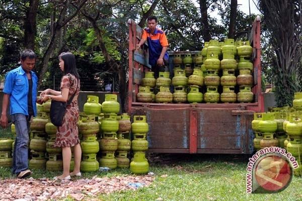 Pasokan Elpiji 3 Kg untuk Nelayan Demak Cukup