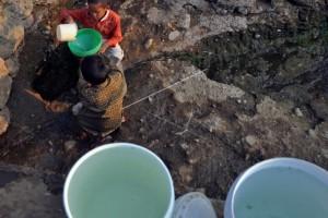 Krisis air bersih melanda 18 desa di Temanggung