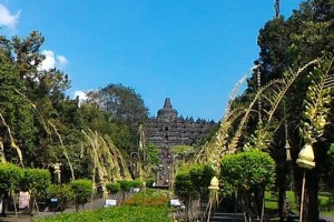 BKB: Sirkulasi Pengunjung Borobudur Lancar