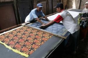 Pengrajin Batik Pekalongan Minta Pengaturan Khusus Produk Printing