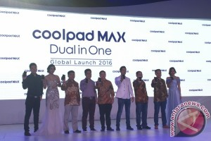 Cooldpad Luncurkan Smartphone Dual Space Coolpad Max