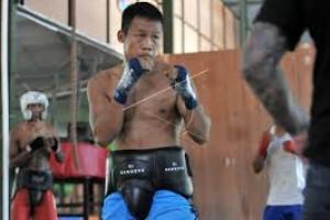Daud Yordan Latihan Terakhir di Uruguay