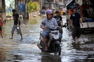 Tidak Ada Pengungsi Korban Banjir Rob Cilacap