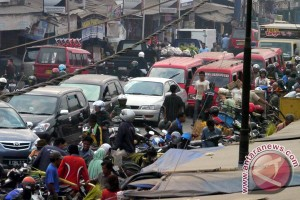 Dinas Perdagangan waspadai tiga titik pasar tumpah