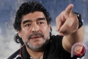 Maradona:  Meksiko tak pantas jadi tuan rumah Piala Dunia 2026