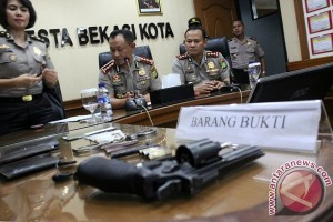 Polisi Tangkap Pelaku Perampasan  yang Tewaskan Korbannya Pamen TNI AL