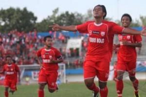 Persis Libas Persika Karawang 3-0