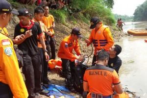 Tak Bisa Berenang, Korban Tenggelam di Sungai Pemali