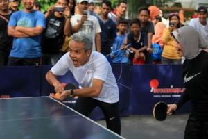 Ganjar Ajak Masyarakat Dukung Asian Games XVIII/2018