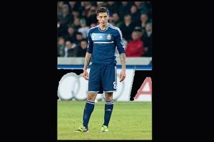 Gelandang Besiktas Jose Ernesto Sosa Bergabung ke AC Milan