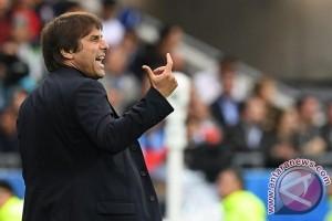 Ditahan Barca, Conte: Penampilan Chelsea nyaris sempurna