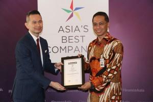 PT Semen Indonesia Raih Best Managed Companies 2016