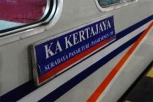 Terbakarnya Kereta Kertajaya di Stasiun Tanjung Priok tidak Ganggu KRL