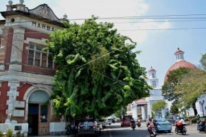 Kota Lama Semarang Bakal Diramaikan Festival Rutin